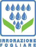 Hydrogeo simbologia irrorazione fogliare