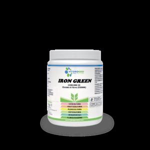Hydrogeo Iron Green
